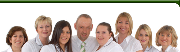 team of dentists Amersham - Buckinghamshire